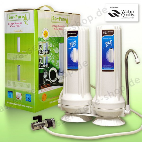 Countertop Water Filter Cleanwater