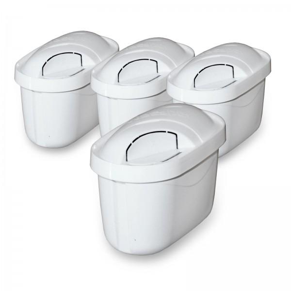 4x Brita Maxtra kompatible Filterpatrone Wasserfilter EU Filterkartusche