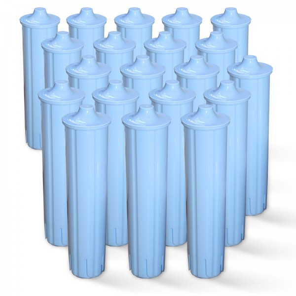 20x water filter cartridge for Jura Impressa, compatible Jura ´ Blue 67007 (fits Jura® ENA)