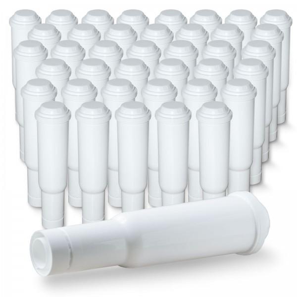 40x Wasserfilter für Jura Impressa kompatibel Jura Claris Plus White 60209