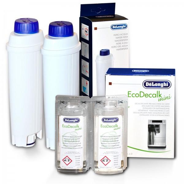 2x DeLonghi DeLonghi SER 3017 DLSC002 + 1 DoPack (2x100 ml) Entkalker