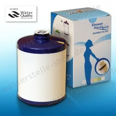 Ersatzfilter für Duschfilter Aqua Spirit