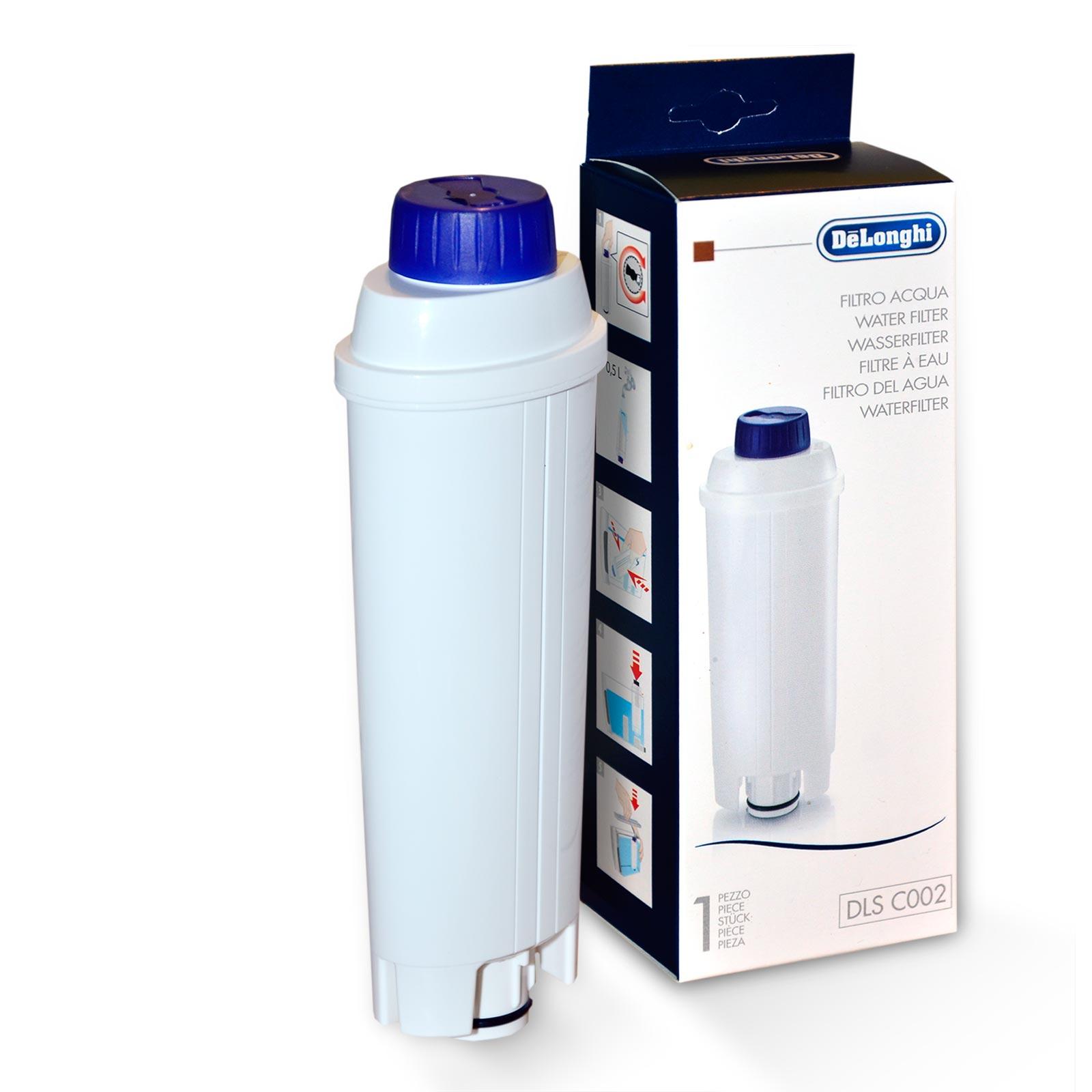DeLonghi Wasserfilter DLS C002 SER3017 5513292811   Wasserstelle, Ihr Spezialist für gutes Wasser