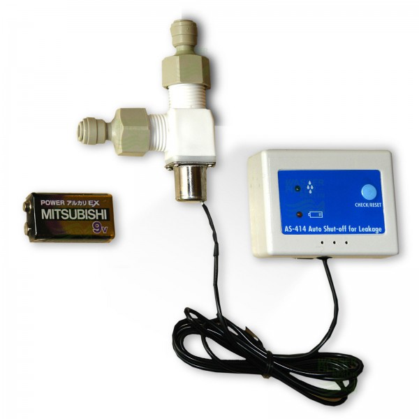 Electronic Water Stop, Water Damage Protection System, Leak Protection