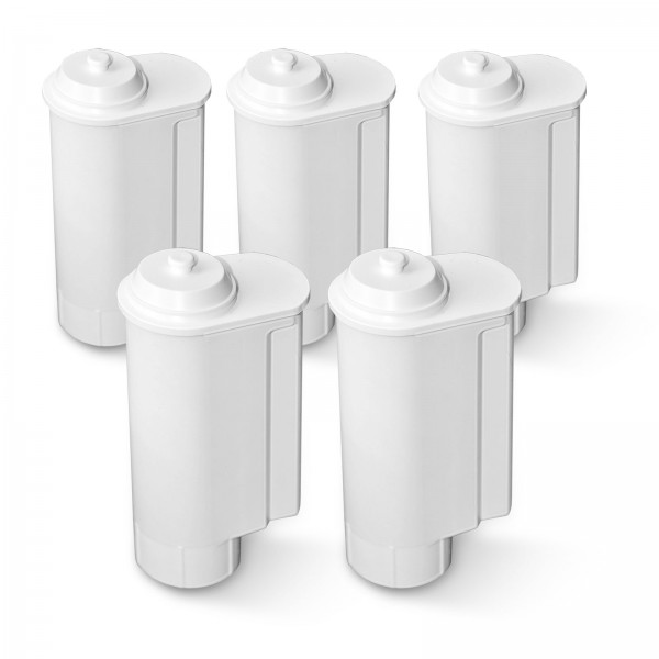 5x Bosch TCZ7003 Wasserfilter miit Brita Intenza kompatibel, Bosch Siemens