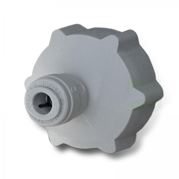 Adapter Anschluss 3/4x1/4S für Kühlschrank Schlauch