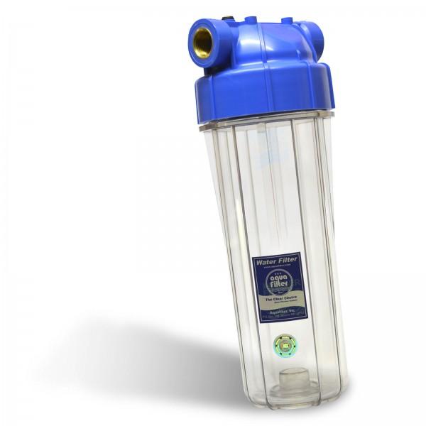 25,4cm/10 Zoll Wasserfilter, Gehäuse EKO, 3/4 Zoll M IG